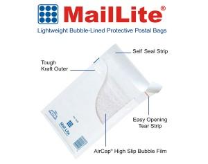 MailLite White Envelopes