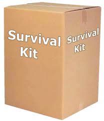 Survival kit boxes