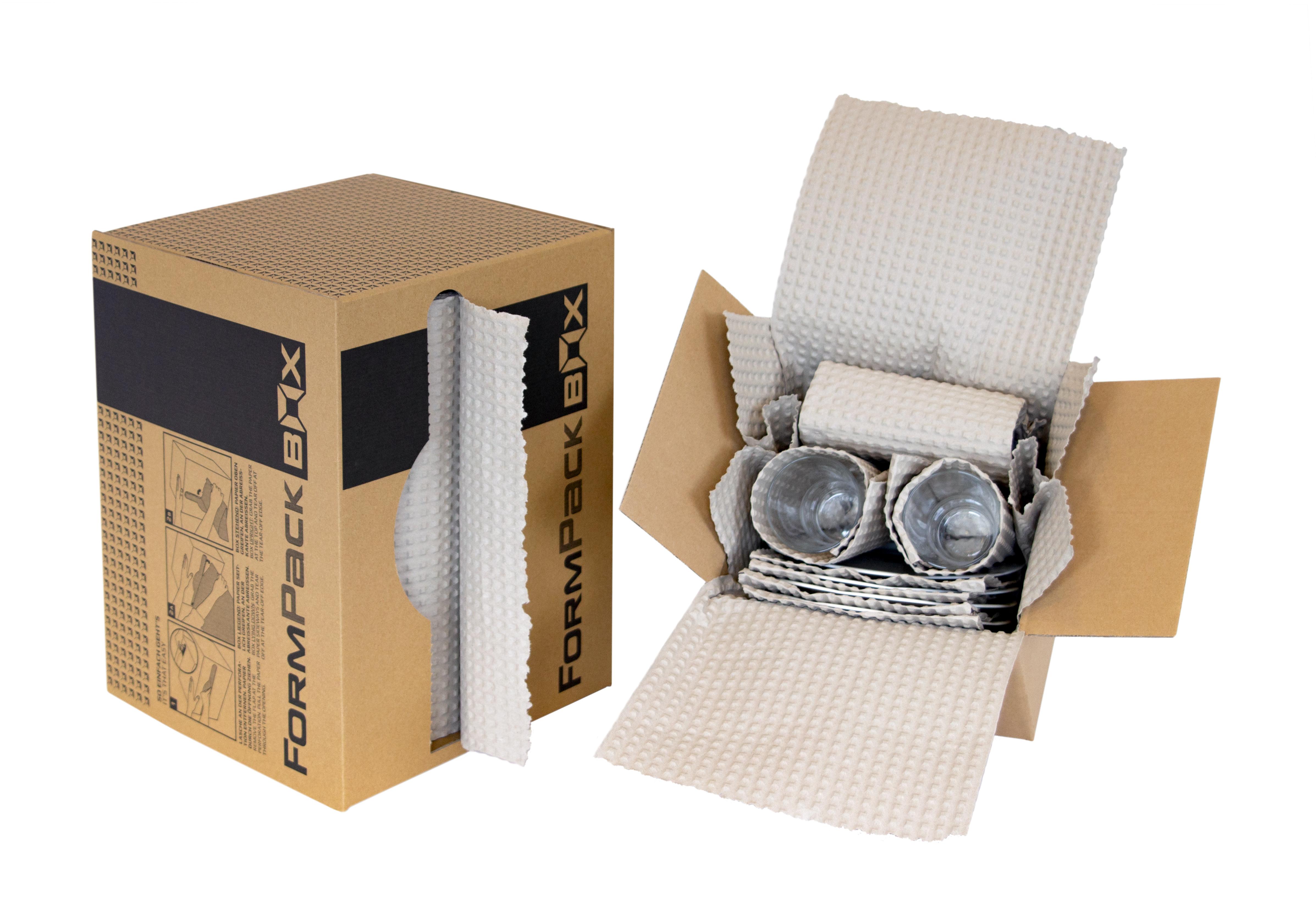 FormPack Paper Box