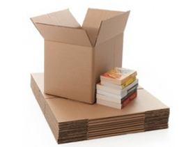 Heavy Duty Book Box (10 Pack)