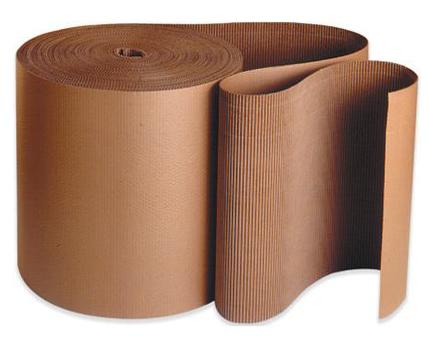 Corrugated Paper Roll (300mm x 75m)